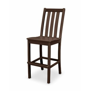 POLYWOOD® Vineyard Bar Side Chair
