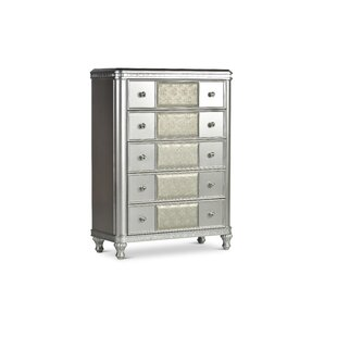Taryn 5 Drawer Chest by Mercer41 Great Reviews