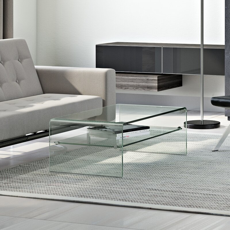 Glass Coffee Table Part 39
