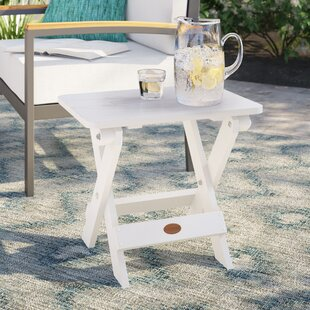 Anette Folding Side Table