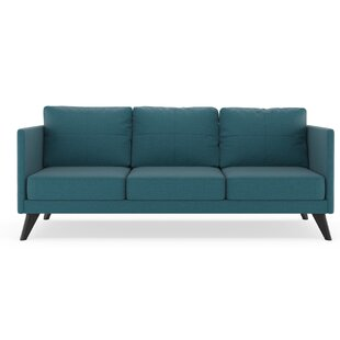 Read Reviews Coyle Oxford Weave Sofa by Corrigan Studio Reviews (2019) & Buyer's Guide