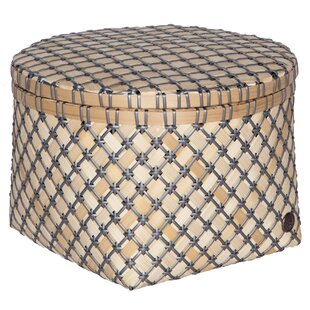 Bamboo Basket By Handed By