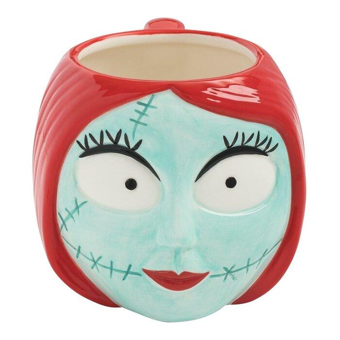 Nightmare Before Christmas Coffee Mug.Nightmare Before Christmas Sally Coffee Mug