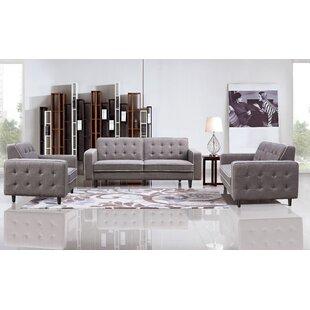 DG Casa Benjamin 3 Piece Living Room Set