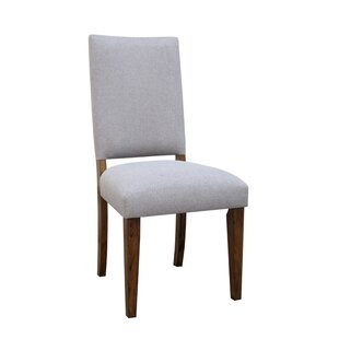 Audwine Upholstered Dining Chair (Set of 2) by One Allium Way