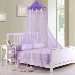 Save to Idea Board & Lighted Bed Canopy | Wayfair