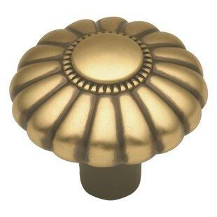 Beaded Mushroom Knob