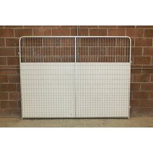 Anti - Fight Single Yard Kennel Panel Upgrade