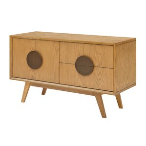 Metro 2 Drawer Combo Dresser by INK+IVY