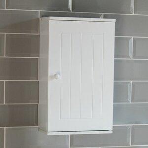 30 cm x 50 cm Badezimmerwandschrank Vida Priano von Wildon Home