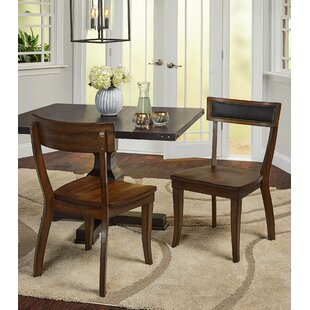 Kaiser Upholstered Dining Chair (Set of 2) Gracie Oaks