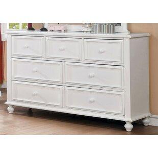 Reinoso 7 Drawer Dresser by Harriet Bee