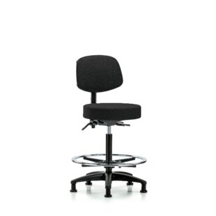 Anita Height Adjustable Lab Stool by Symple Stuff New Design