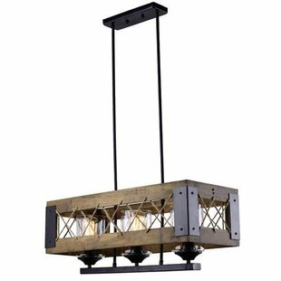 LNC Home 3-Light Kitchen Island Pendant