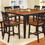Royst 7 Piece Solid Wood Dining Set by Red Barrel Studio®
