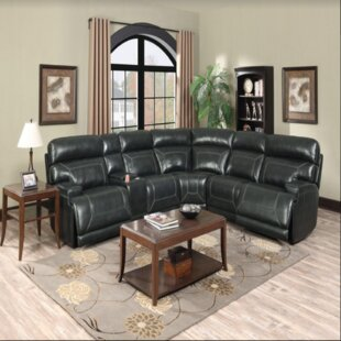 Elland Reclining Sectional by Darby Home Co