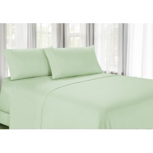 Best Reviews Solid Color Omitted Sheet Set ByCathay Home, Inc