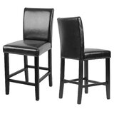 Ufuk 24.8 Bar Stool (Set of 2) by Ebern Designs