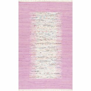 Grayling Turin Lavender Area Rug byBeachcrest Home