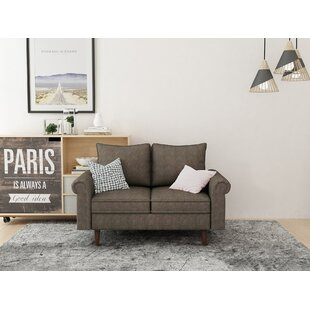 Omar Loveseat by Charlton Home Modern