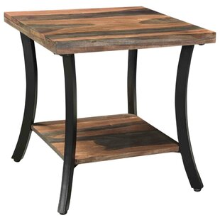 Best Choices Morrow End Table by Union Rustic