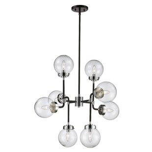 Mercury Row Avent 8-Light Sputnik Chandelier