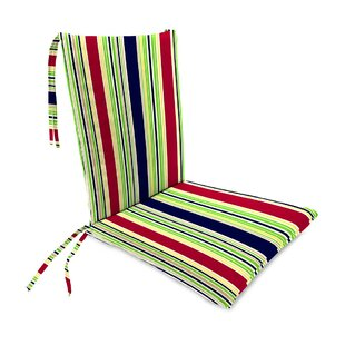 Indoor/Outdoor Rocking Chair Cushion By Plow & Hearth