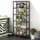 Miyah Etagere Bookcase by Gracie Oaks