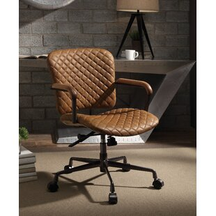 Kimbrough Genuine Leather Executive Chair