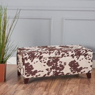 Bower Storage Ottoman by B..