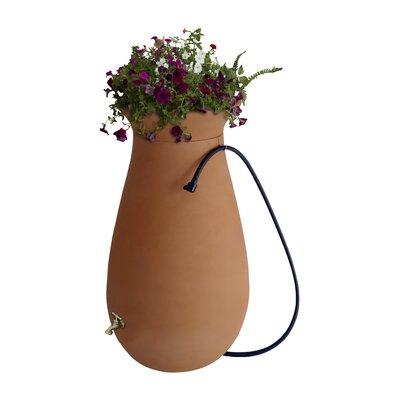 65 Gallon Rain Barrel Algreen Color: Terracotta