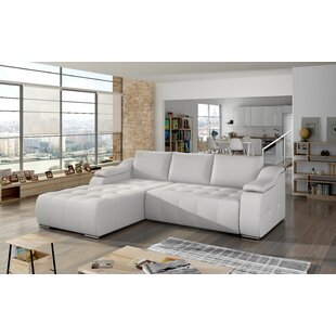 Compare prices Greathouse Sleeper Sectional by Orren Ellis Reviews (2019) & Buyer's Guide