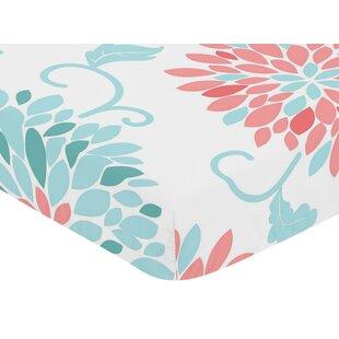 Great deal Emma Fitted Crib Sheet BySweet Jojo Designs