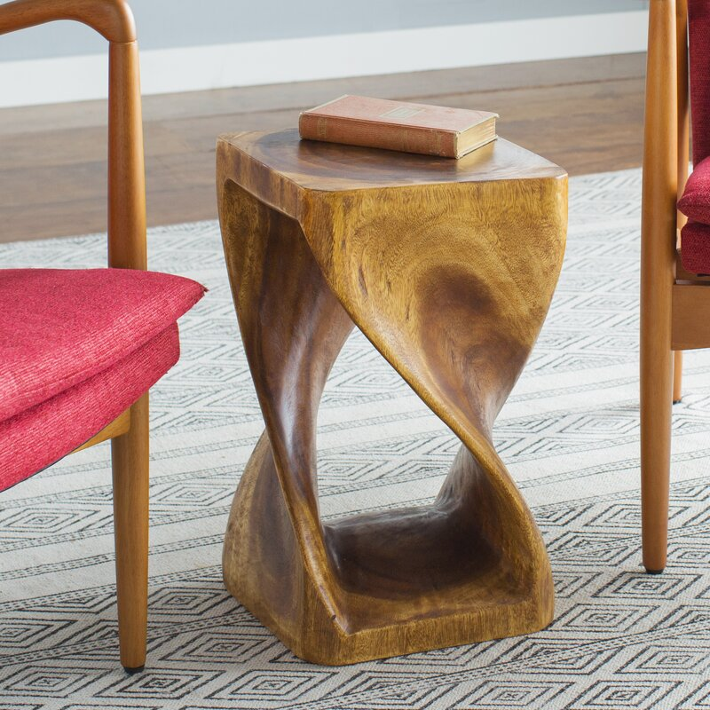 Pelley Twist End Table