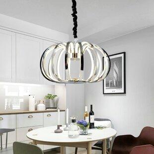 Crete 12-Light LED Novelty Chandelier