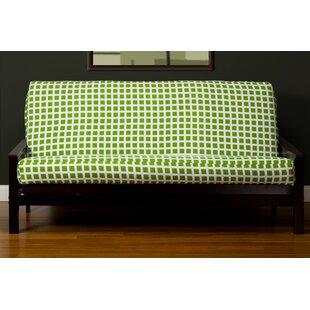 Box Cushion Futon Slipcover by Latitude Run