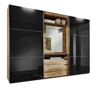 Magicglas 2 Door Sliding Wardrobe By Wimex