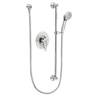 Commercial Handheld Shower Faucet With Slide Bar