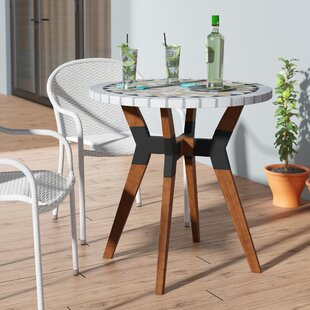 Rhett Teak Bistro Table