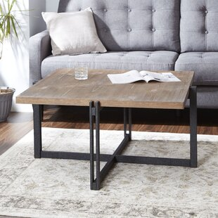 Baran Distressed Coffee Table By Ivy Bronx