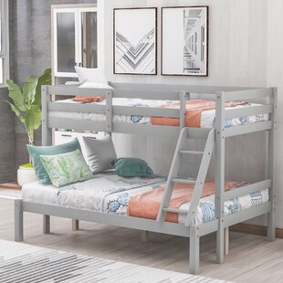 Wasdale Twin over Full Bunk Bed by Isabelle amp Max