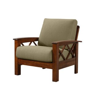 Deschambault Armchair by Loon Peak