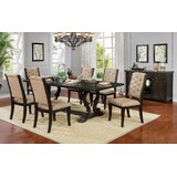 Levante Extendable 7 Piece Dining Set by Alcott Hill®