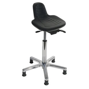 Check Price Height-adjustable Office Stool