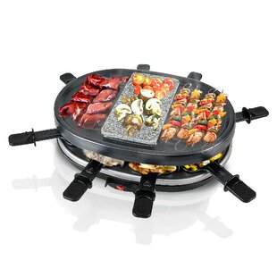 Two-Tier Party Raclette by SereneLife Coupon