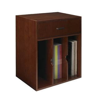 Great Price Sorrento 1-Drawer Vertical Filing Cabinet by Mayline Group