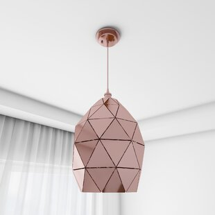 Zendaya 1-Light Dome Pendant