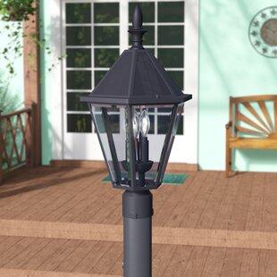 Crisler Solar 3-Light LED Lantern Head