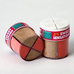 Two Part Sweet Sensations Popcorn Seasoning