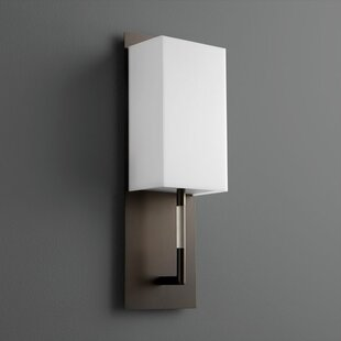 Beacon 1-Light LED Armed Sconce by Oxygen Lighting